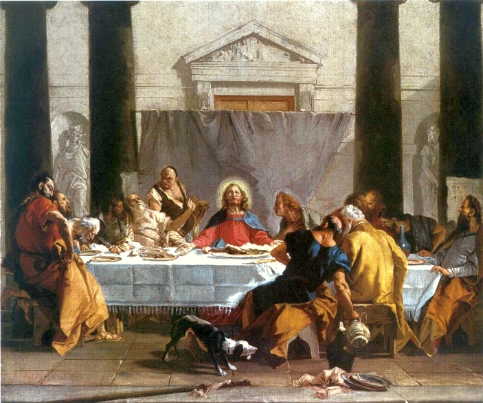 The Last Supper 1001 Articles