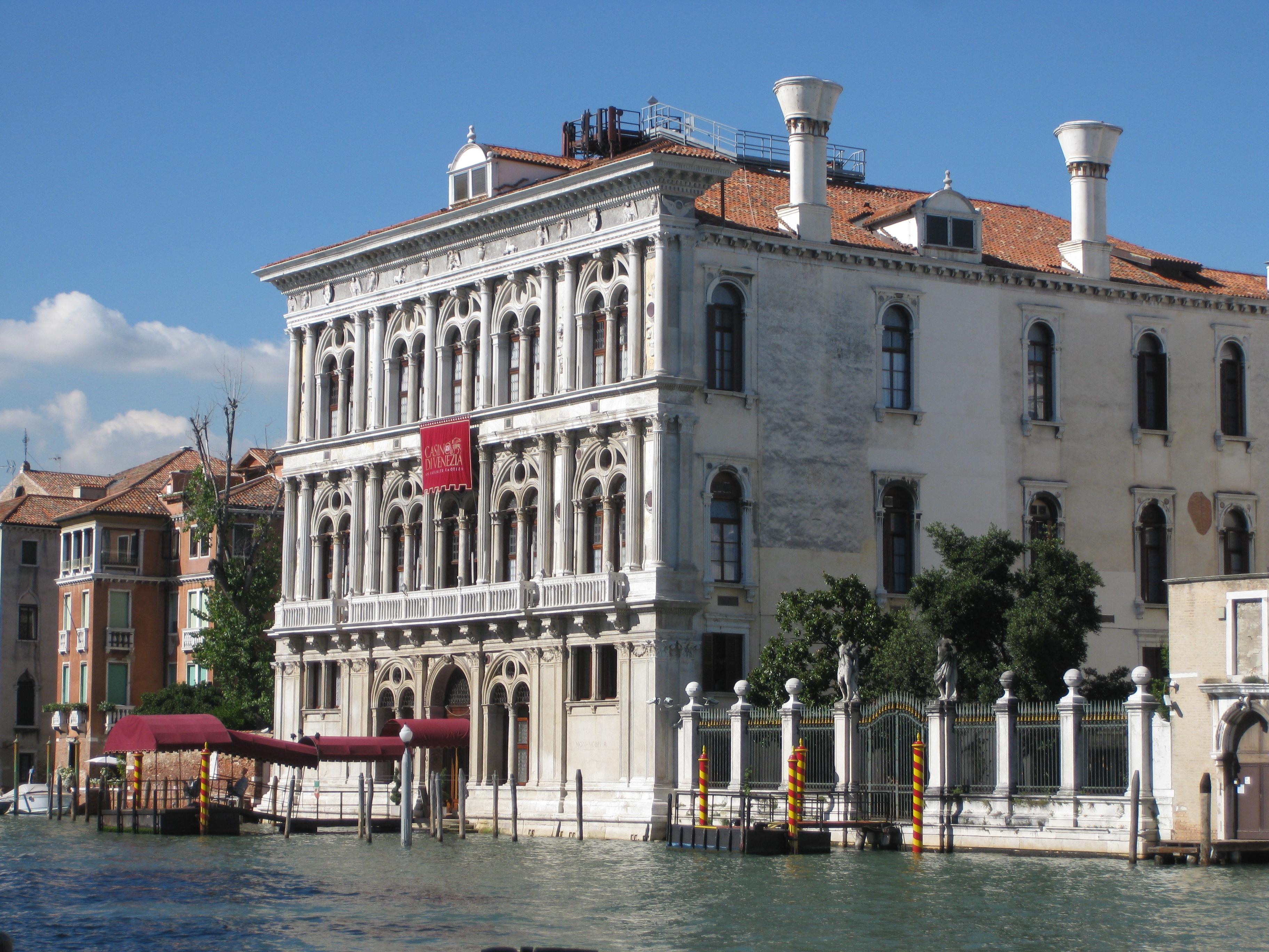 Venezia ca vendramin casino