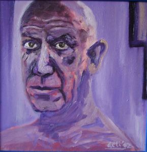 Yo-Picasso-Self-Portraits