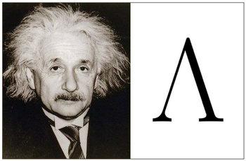 La constante cosmológica, denotada con la letra griega mayúscula 'Lambda' fue introducida por Einstein en una versión modificada de la ecuación más importante de la teoría general de la relatividad en un artículo de 1917. Si bien la motivación para incluirla fue diferente, hoy, más de 80 años después, su existencia podría explicar la expansión acelerada del universo y desembarazarnos en el proceso de la misteriosa energía oscura.