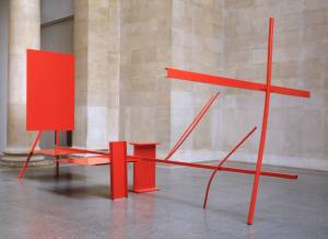 Early One Morning 1962 Sir Anthony Caro born 1924 Presented by the Contemporary Art Society 1965 http://www.tate.org.uk/art/work/T00805