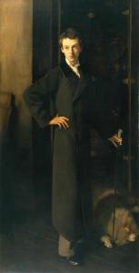 W. Graham Robertson 1894 John Singer Sargent 1856-1925 Presented by W. Graham Robertson 1940 http://www.tate.org.uk/art/work/N05066
